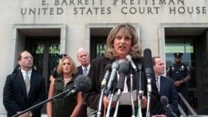 Linda Tripp, sleutelfiguur van Lewinsky-schandaal, overleden