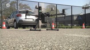Politie Aalst zet drone in om samenscholing tegen te gaan
