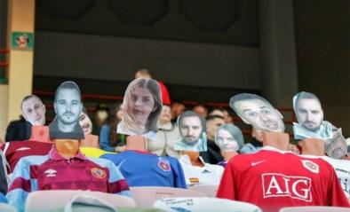 In Wit-Rusland krijgen ze nu toch schrik van het coronavirus, maar deze voetbalclub lost leegte héél creatief op (tegen betaling)