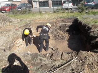 Archeologen ontdekken muren uit vijftiende eeuw op terrein Abdijschool