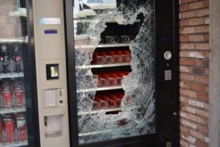 Inbraak in snoepautomaat, verdachten gevat