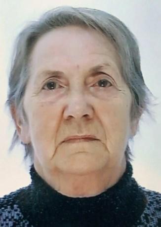 Politie zoekt met speurhonden en helikopter naar vermiste vrouw (79) met dementie