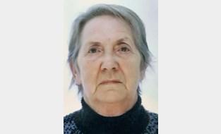 Zoekactie naar vermiste vrouw (79) met dementie