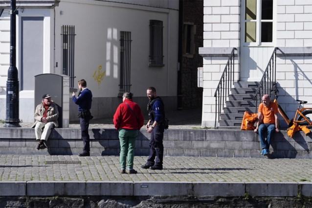 Gentenaars negeren samenscholingsverbod: meer dan 70 pv's op vier dagen