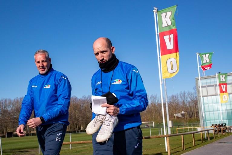 Duo Berrier-Siani organiseert geldinzameling voor KV Oostende