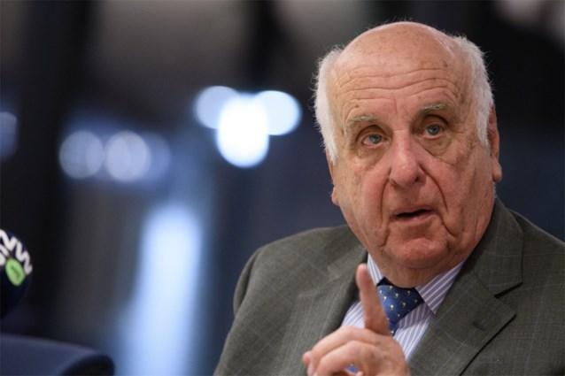 """Topman Etienne Davignon: """"Brussels Airlines gaat staatssteun krijgen"""""""