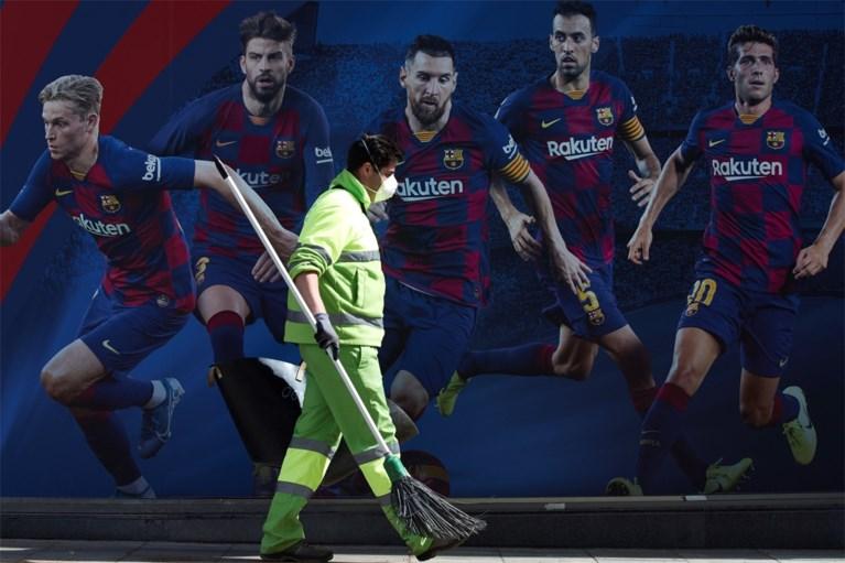 Crisis bij FC Barcelona compleet: zes bestuursleden stappen op