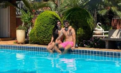 """Fernando Canesin (ex-KVO, ex-Anderlecht) is technisch werkloos: """"Niet slecht: quarantaine aan het zwembad"""""""