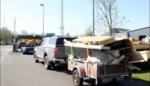 Recyclagepark Lochristi opnieuw na afspraak open vanaf 16 april