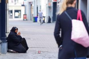 Politie geeft zittende bedelaars niet meteen een boete van 250 euro