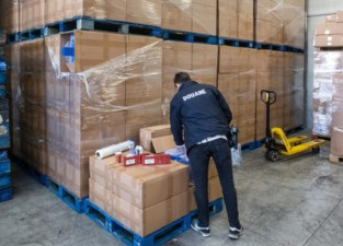 Miljoenenboetes voor grootste sigarettensmokkel ooit in België