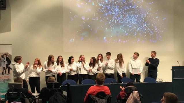 ReCase kwalificeert zich voor Vlaamse finale voor mini-ondernemingen