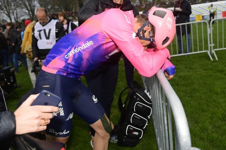 """Sep Vanmarcke moet onkruid wieden op dag van Parijs-Roubaix: """"In het najaar winnen in de Hel? Graag!"""""""