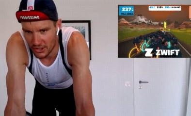 Jan Frodeno rondt succesvol waanzinnige uitdaging af: een volledige Ironman vanuit zijn appartement