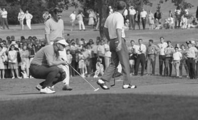 Flamboyante golfer Doug Sanders op 86-jarige leeftijd overleden