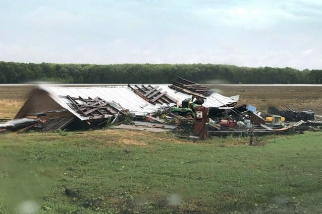 Tornado kost zeker 6 mensen het leven in Amerikaanse staat Mississippi