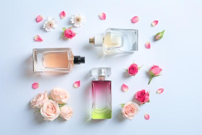 Zes keer een lenteboeketje in een parfumflesje
