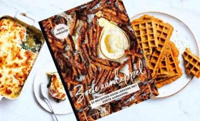 Van wafels tot lasagne: dankzij dit kookboek worden zoete aardappelen je beste vrienden