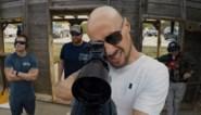 Tom Boonen fietst én schiet in de VS