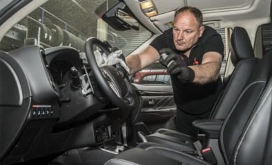 """Werken in tijden van corona: """"Elke auto wordt voor herstelling ontsmet"""""""