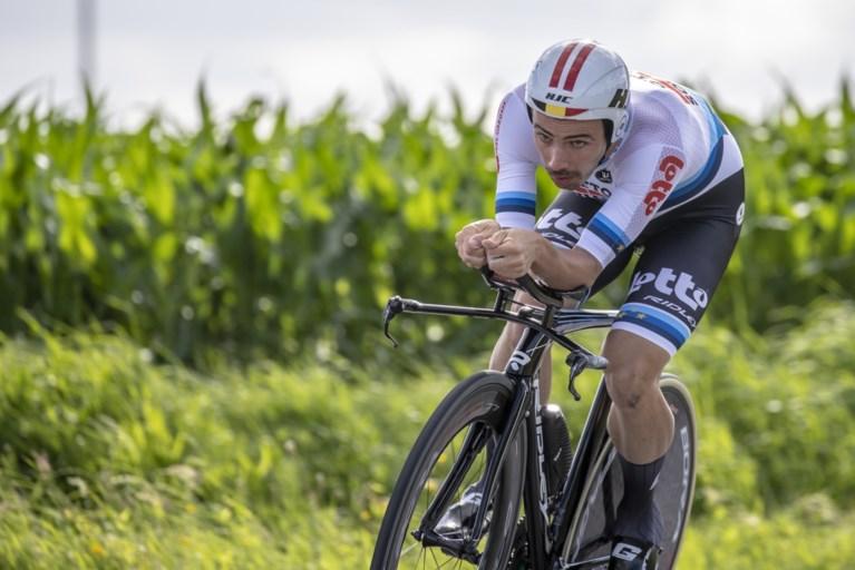 """Burgemeester Anzegem vraagt om BK wielrennen een jaar op te schuiven: """"BK in augustus? Dat verbied ik."""""""