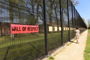 Gedetineerden maken Wall of Respect