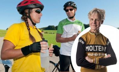 """""""Kan het ook op een banaan?"""" Onze Bicycle Guy moet niet weten van gels en poeders voor een fietstochtje"""