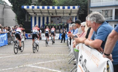 Remco Evenepoel en Greg Van Avermaet strijden waarschijnlijk pas later om kampioenentrui in Zennestad