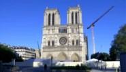 Notre-Dame één jaar na brand: klokken luiden om zorgverleners te bedanken