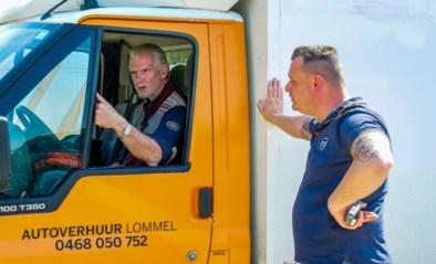 Verhuurder vindt verdwenen bestelwagen terug, mét bijzondere gast (en die wordt niet meteen uit zijn nieuwe 'kot' gezet)