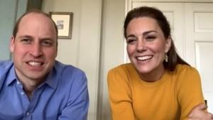 """Herkenbaar? Prins William en Kate Middleton vinden thuisonderwijs """"uitdagend"""""""