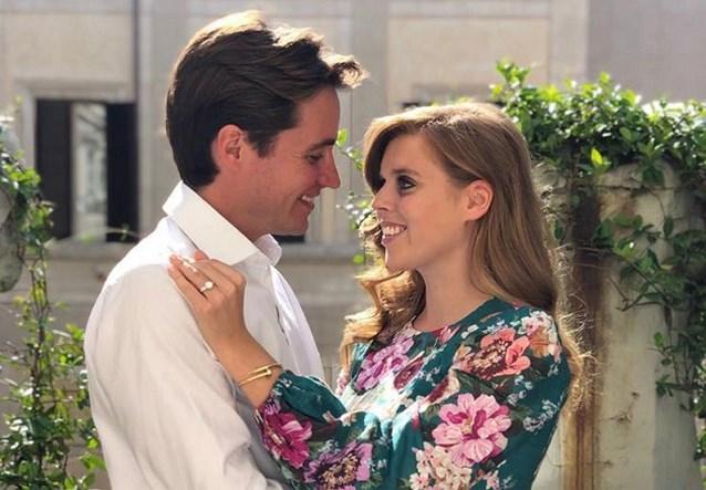 Huwelijk Britse prinses Beatrice afgelast