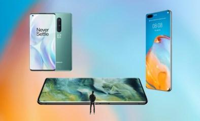 De strijd der titanen: drie telefoons die kunnen wedijveren met het beste van Samsung en Apple