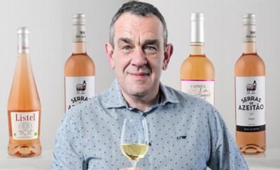 Onze wijnkenner kiest vier rooskleurige wijnen voor grauwe tijden