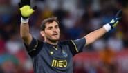 """Iker Casillas sluit een comeback op het veld niet uit: """"Dat moeten artsen bepalen"""""""