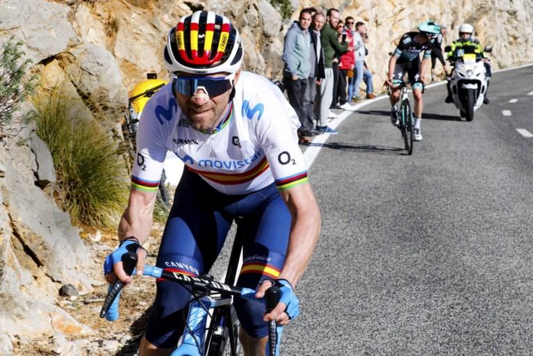 """Alejandro Valverde vreest het ergste door coronacrisis en overweegt pensioen uit te stellen: """"Ik zie het somber in"""""""