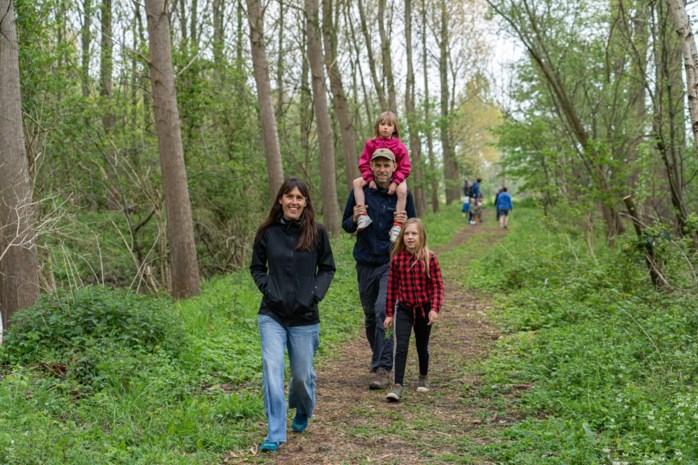 Te weinig plaats in Gentse natuurgebieden: Vinderhoutse Bossen nu al geopend