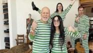 Bruce Willis met ex-vrouw Demi Moore in quarantaine (in plaats van met huidige vrouw)