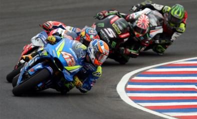 Spanjaard Alex Rins rijdt ook in 2021 en 2022 voor Suzuki in MotoGP