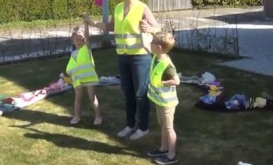 VIDEO III Sint-Gillis-Waas tijdens coronacrisis