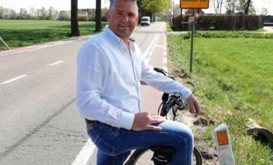 """Buurtbewoners krijgen na tien jaar veilig fietspad: """"We voelen vrachtwagens langs onze benen zoeven"""""""