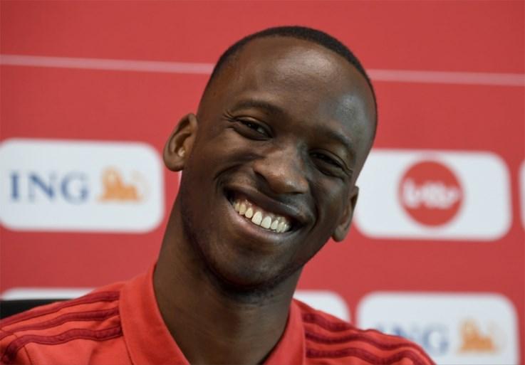 """Dodi Lukebakio hoopt op de nationale ploeg: """"Uitstel EK geeft mij een jaartje extra om mij te bewijzen"""""""