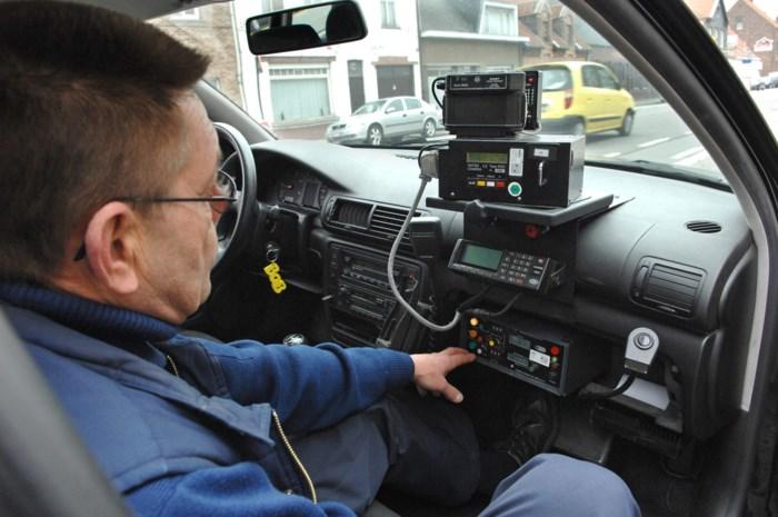 Snelheidscontroles: minder verkeer en meer overtredingen