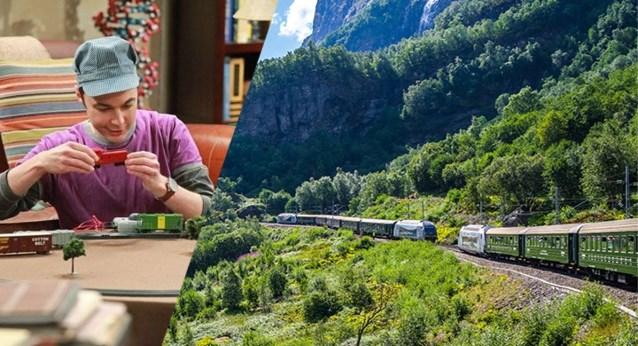 De trein is altijd een beetje reizen: zes virtuele ritten voor een vakantiegevoel in je kot