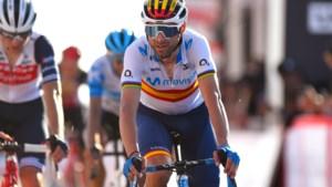 Alejandro Valverde (39) overweegt er nog een jaar bij te doen