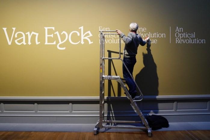 Definitief: prestigieuze Van Eyck-expo heropent niet, ook al zijn 144.000 tickets niet gebruikt