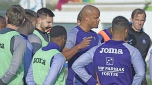 Vincent Kompany wil lange voorbereiding bij Anderlecht om kloof met top vijf te verkleinen