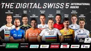 Door Zwitserland op de rollen: alles wat u moet weten over eerste virtuele rittenkoers met heel wat aantrekkelijke namen (en op tv!)