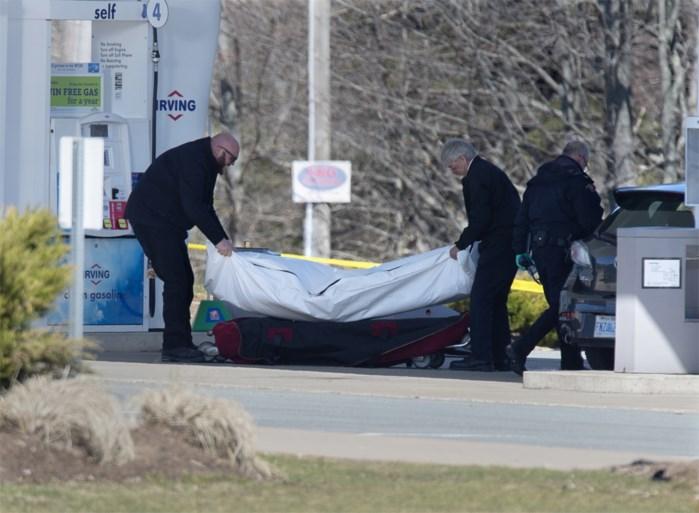 Minstens 17 doden bij schietpartij in Canada: dader had zich vermomd als agent