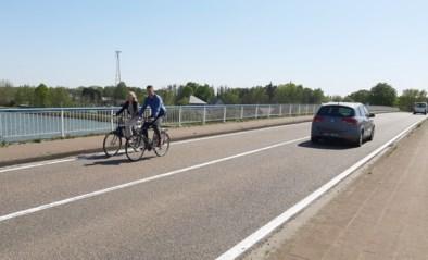 Brug Genelaar-Langvoort wordt tijdelijk fietsbrug
